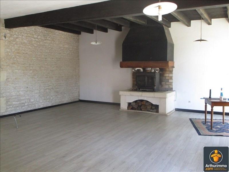 Sale house / villa Matha 117000€ - Picture 9