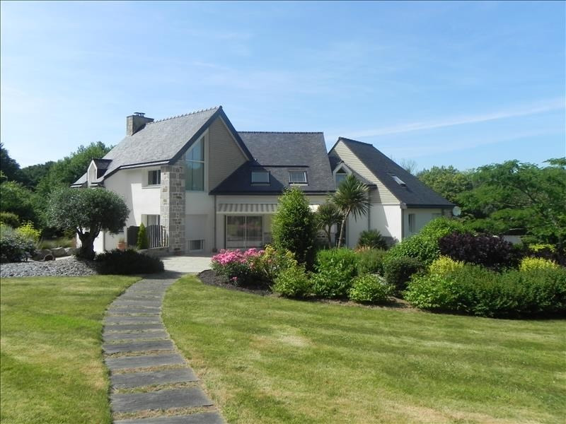 Deluxe sale house / villa Le vieux marche 638600€ - Picture 1