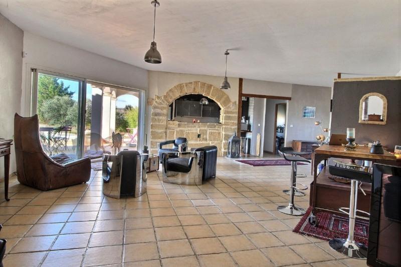 Vente maison / villa Jonquières saint vincent 323000€ - Photo 1