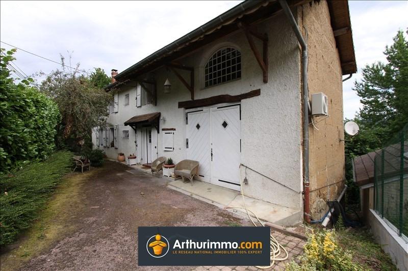Vente maison / villa Morestel 275000€ - Photo 1