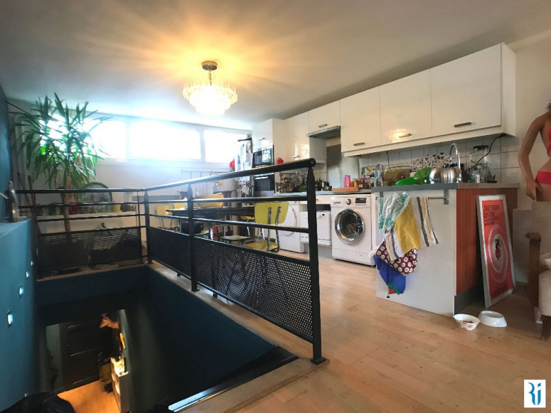 Venta  apartamento Rouen 225000€ - Fotografía 4