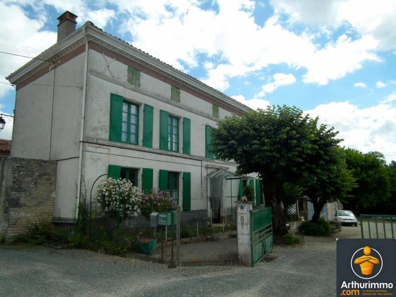 Sale house / villa Matha 119280€ - Picture 2