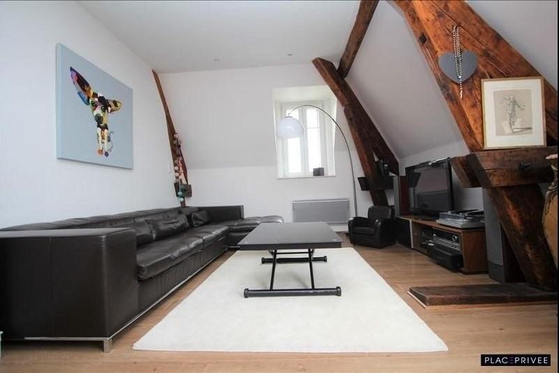 Sale apartment Nancy 275000€ - Picture 1