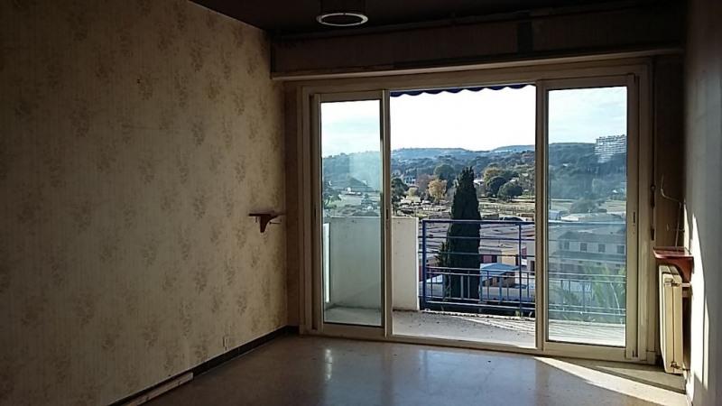 Vente appartement Cagnes sur mer 137000€ - Photo 1