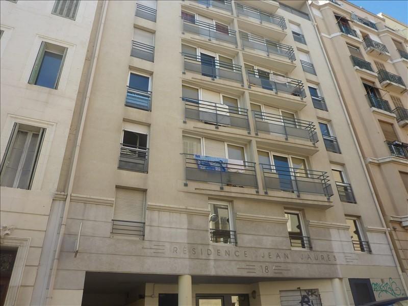 Rental apartment Marseille 6ème 350€ CC - Picture 1