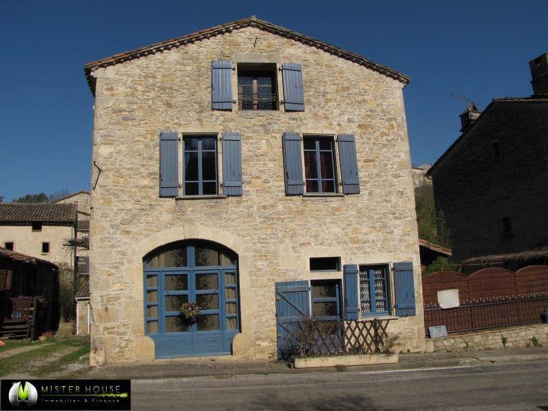 Sale house / villa Bruniquel 318000€ - Picture 1