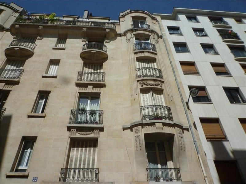 Rental apartment Paris 16ème 1197€ CC - Picture 7
