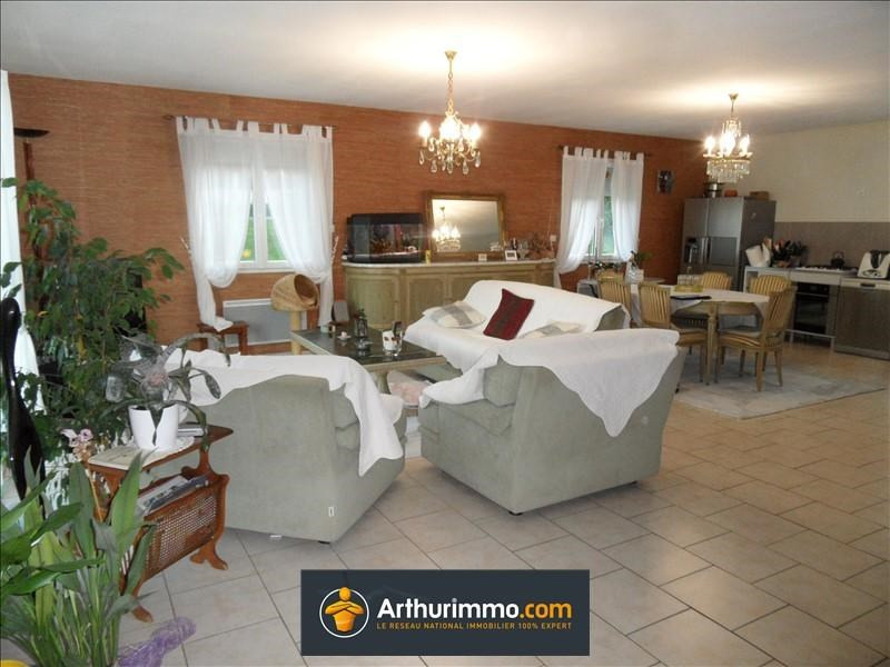 Location maison / villa St chef 850€ CC - Photo 2