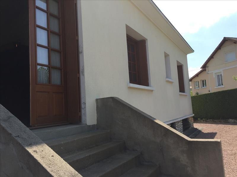 Vente maison / villa Nontron 169850€ - Photo 1