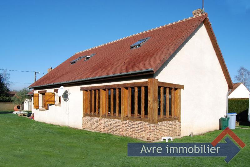 Vente maison / villa Verneuil d avre et d iton 218000€ - Photo 1