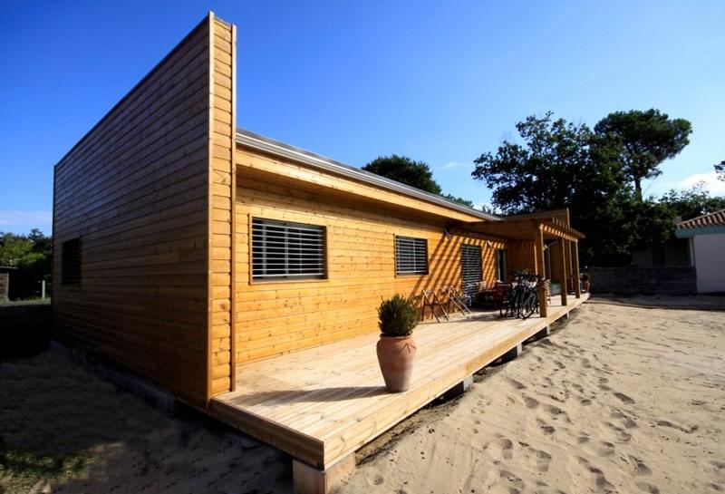 Maison  4 pièces + Terrain Sanguinet par ECOCHALET