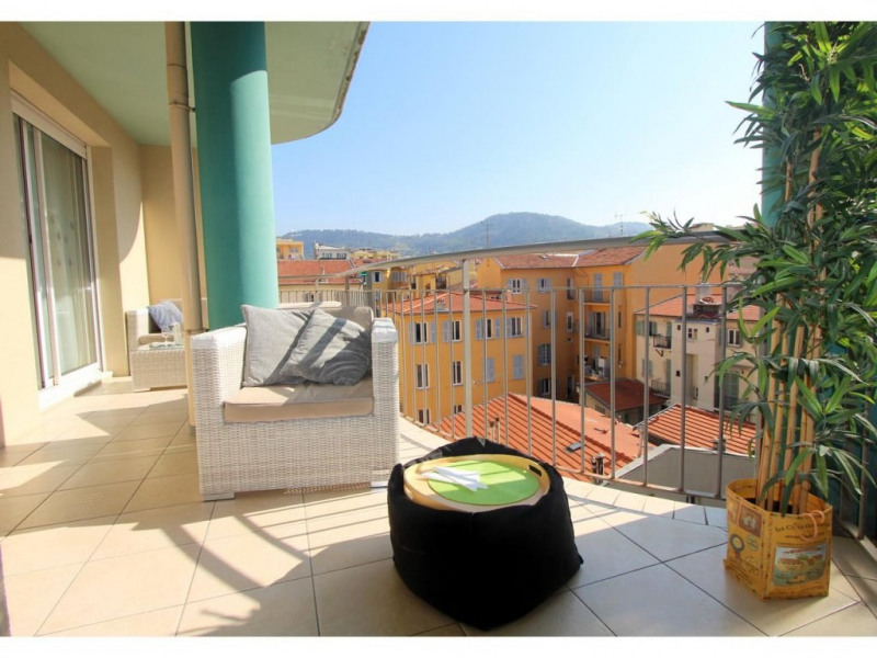 Investment property apartment Nice 385000€ - Picture 2