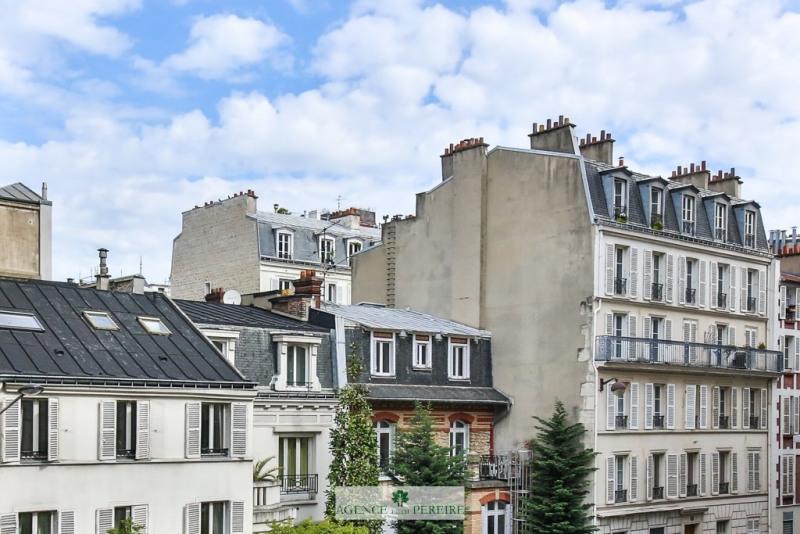 Deluxe sale apartment Paris 16ème 1050000€ - Picture 4