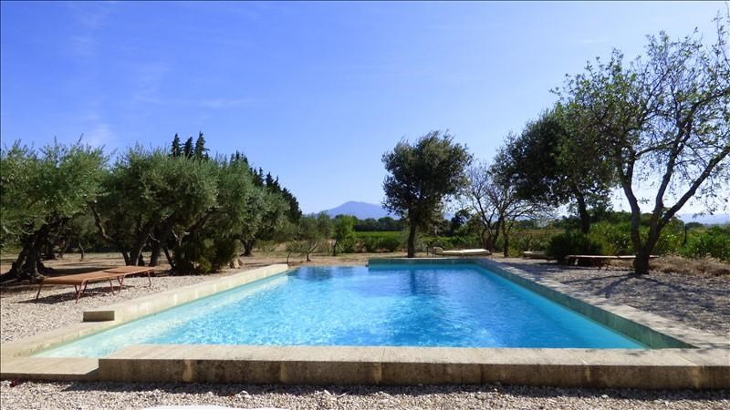 Deluxe sale house / villa Sarrians 615000€ - Picture 6