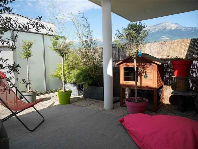 Sale apartment Echirolles 320000€ - Picture 2