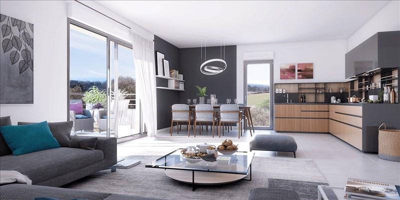Vente appartement Aix en provence 360100€ - Photo 3