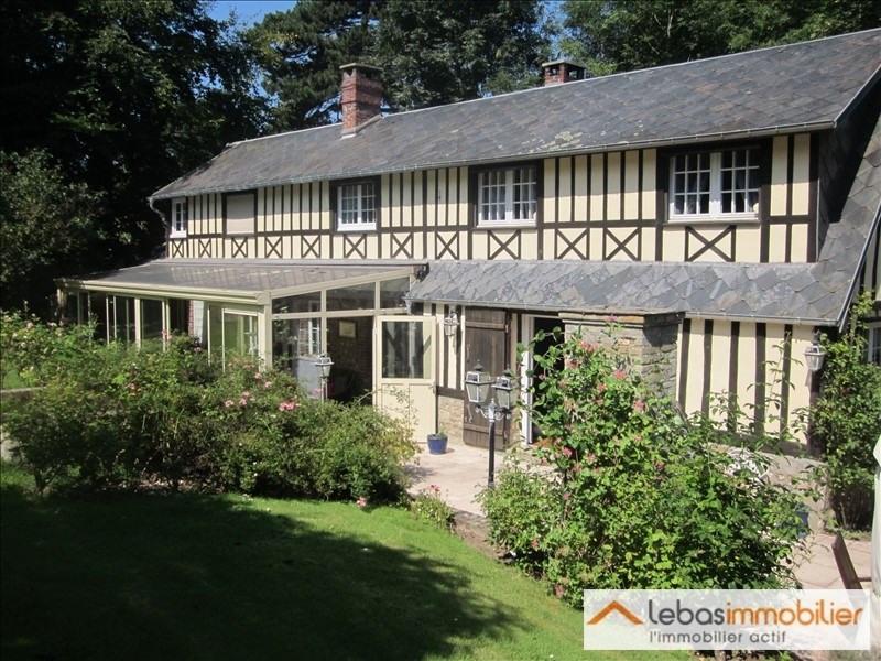 Vente maison / villa St valery en caux 336000€ - Photo 7