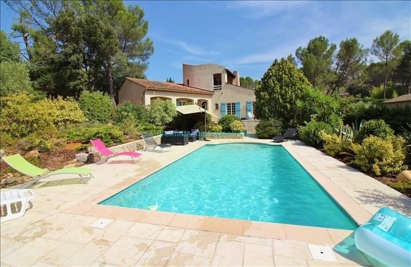Vente de prestige maison / villa Peymeinade 620000€ - Photo 8