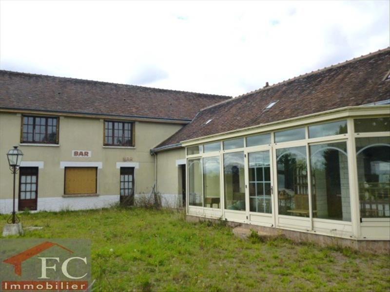 Vente maison / villa Villechauve 113000€ - Photo 1