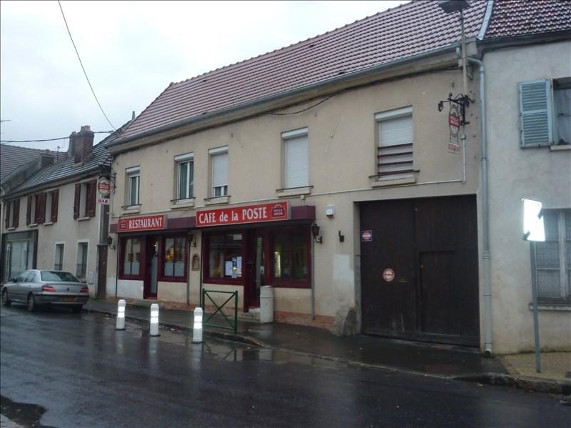 Sale building Nanteuil le haudouin 345000€ - Picture 1