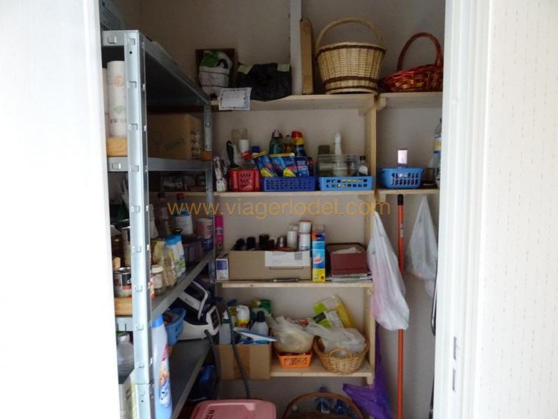 Vendita nell' vitalizio di vita appartamento Pont-à-mousson 49500€ - Fotografia 5