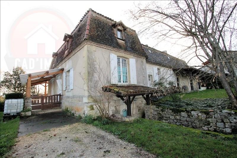 Sale house / villa Rouffignac de sigoules 318000€ - Picture 7