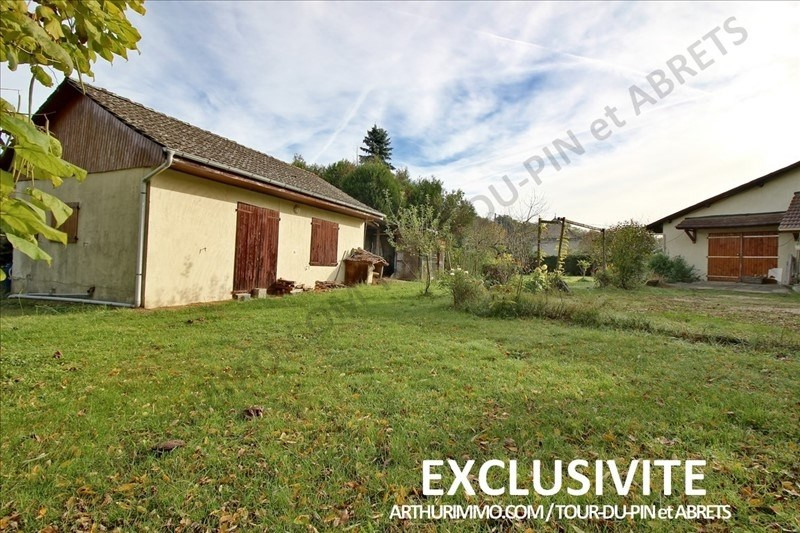 Vente maison / villa Les abrets 225000€ - Photo 8
