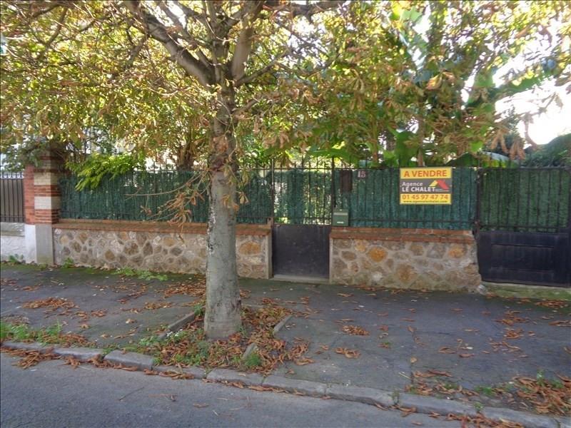 Revenda terreno Villeneuve le roi 135000€ - Fotografia 1