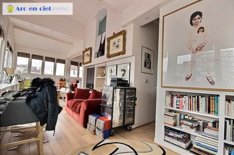 Vente de prestige appartement Paris 10ème 1 288 000€ - Photo 5
