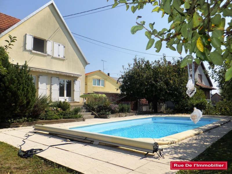 Sale house / villa Haguenau 264500€ - Picture 2
