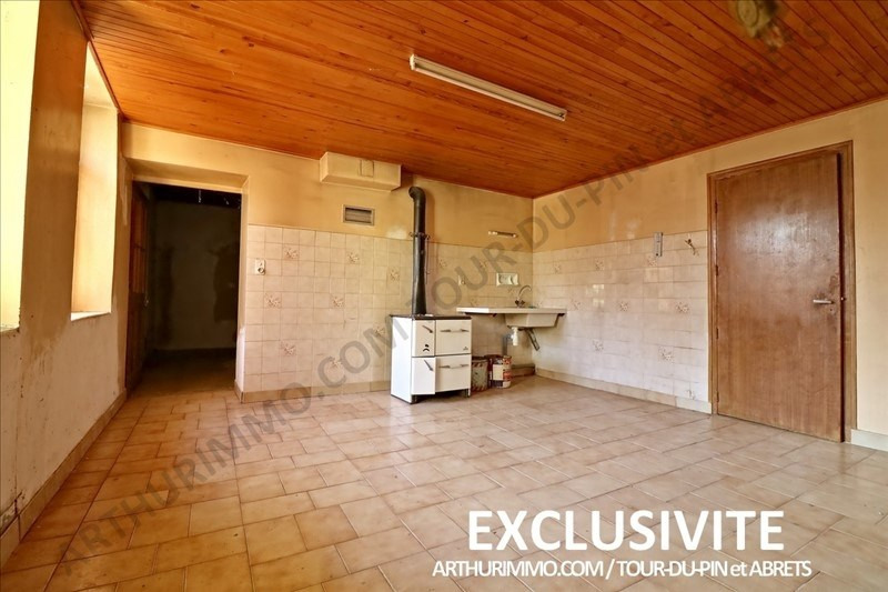 Sale house / villa La tour du pin 138 000€ - Picture 2