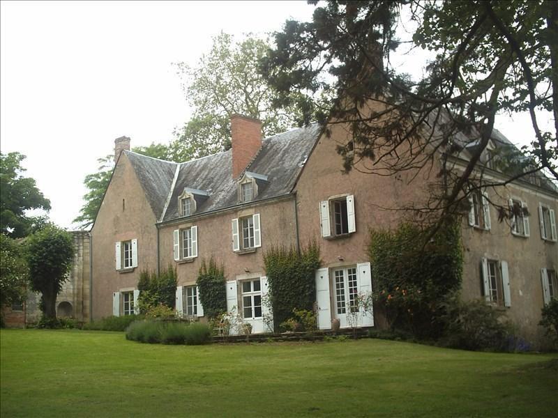 Vente de prestige maison / villa Luzeret 581000€ - Photo 5