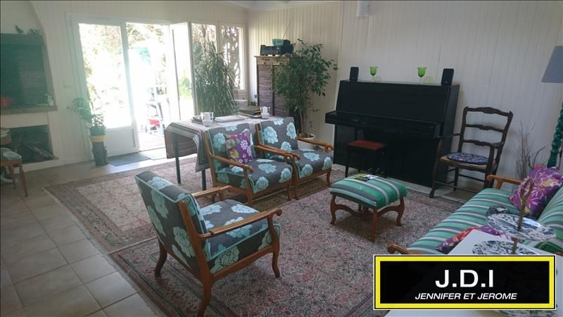 Sale house / villa Montmagny 269900€ - Picture 1