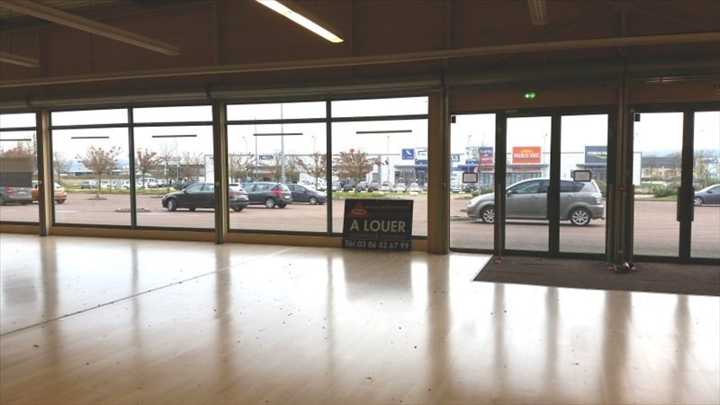 Location local commercial Moneteau 10 000€ +CH/ HT - Photo 7