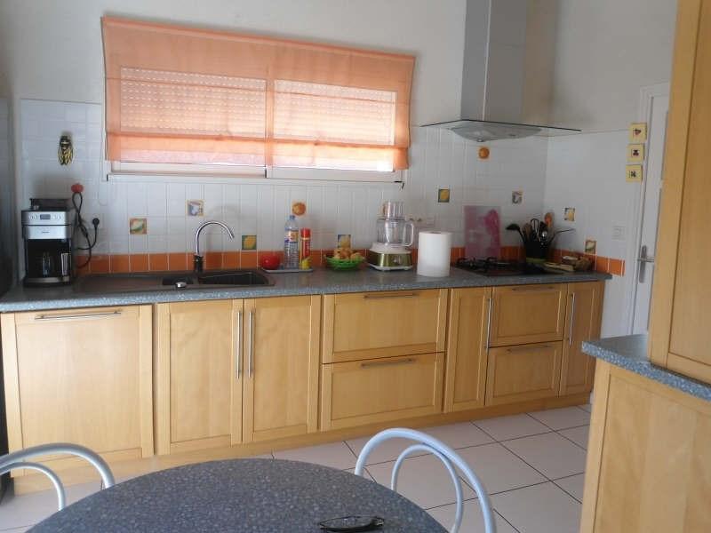 Vente maison / villa St vincent sur jard 374000€ - Photo 7