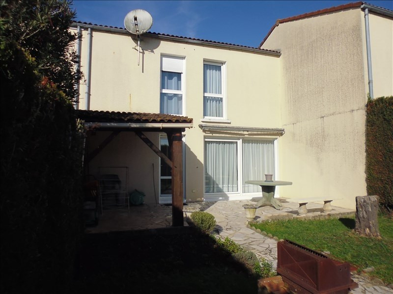 Vente maison / villa Poitiers 157 000€ - Photo 3