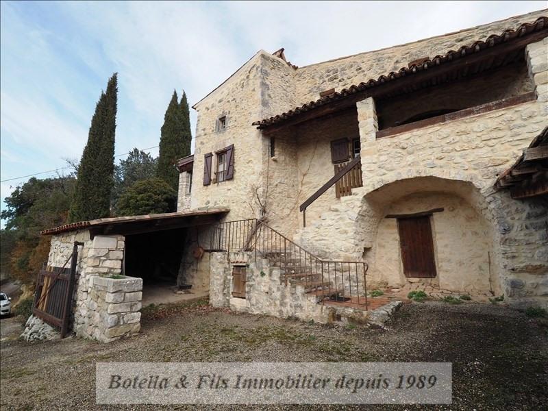 Vente maison / villa Uzes 450000€ - Photo 1