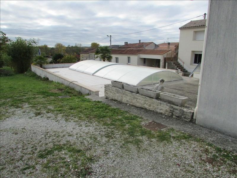 Vente maison / villa Aigre 199000€ - Photo 4