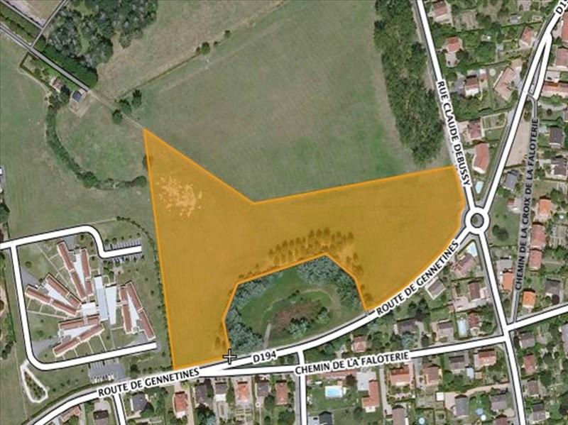 Vente terrain Yzeure 540750€ - Photo 1