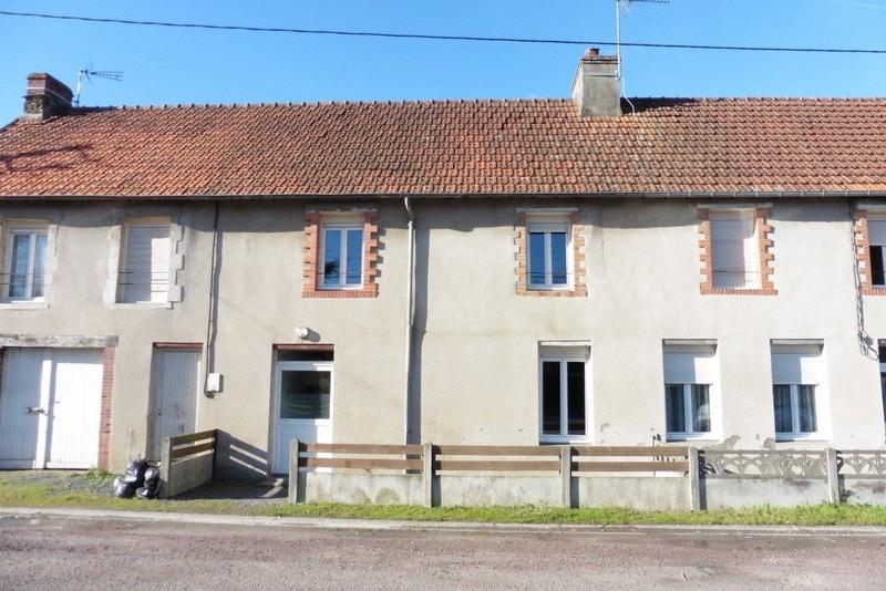 Sale house / villa Periers 99000€ - Picture 1