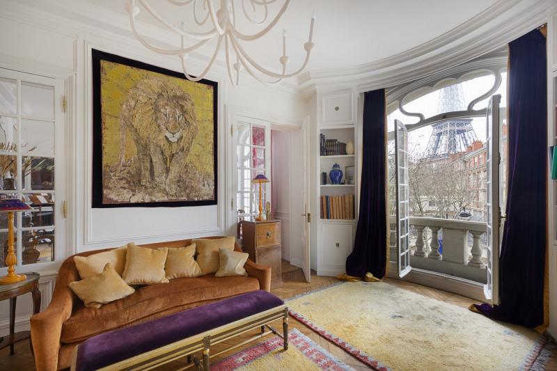 Revenda residencial de prestígio apartamento Paris 7ème 4680000€ - Fotografia 1
