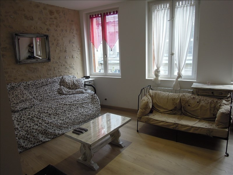 Sale apartment Crepy en valois 129 000€ - Picture 1