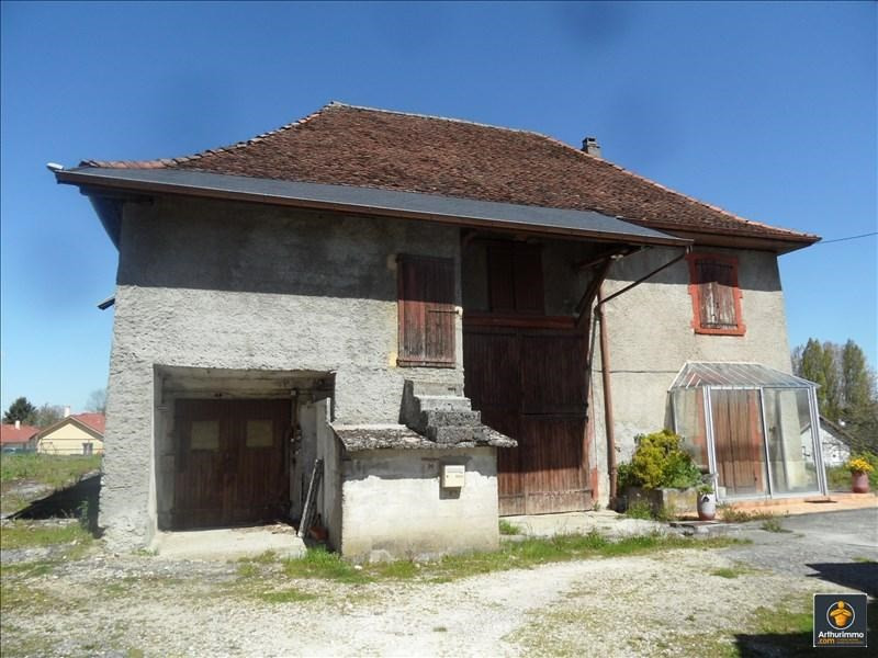 Vente maison / villa Les abrets 127 000€ - Photo 1