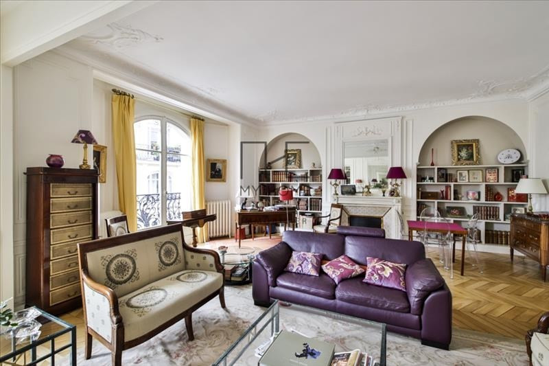 Vente de prestige appartement Paris 17ème 2 940 000€ - Photo 5