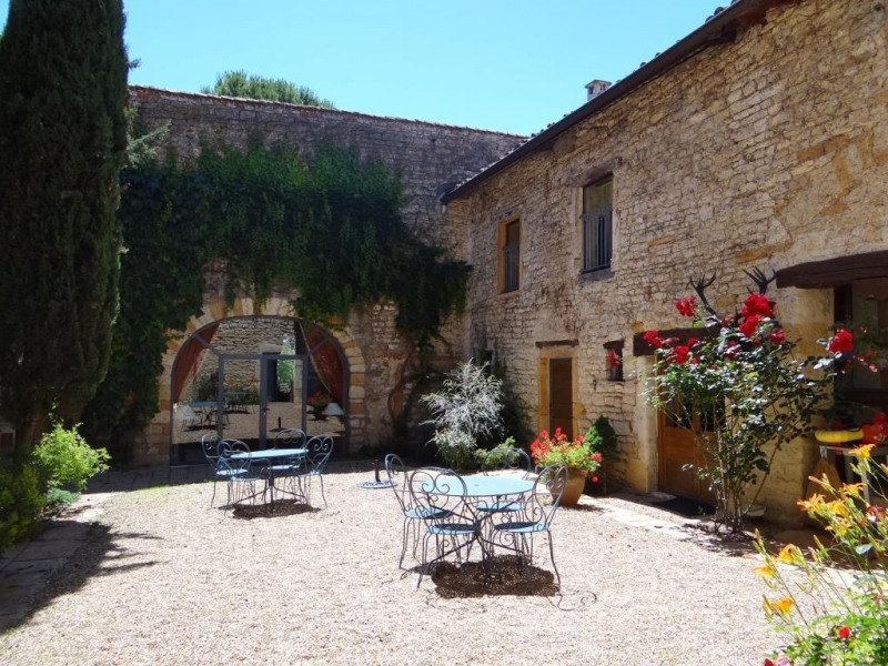 Vente de prestige château Morance 2496000€ - Photo 3