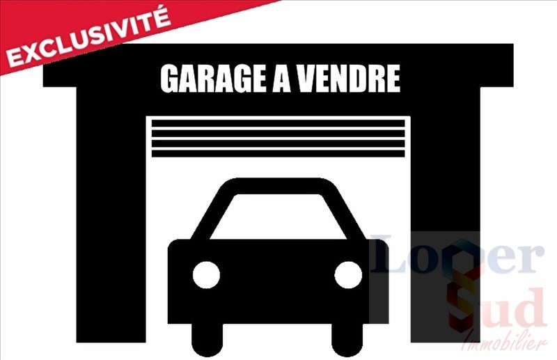 Sale parking spaces Montpellier 28 000€ - Picture 1