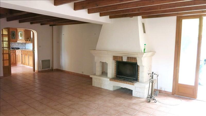 Sale house / villa Nanteuil les meaux 221000€ - Picture 2