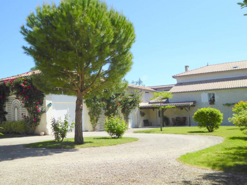 Sale house / villa Jarnac-champagne 379800€ - Picture 30