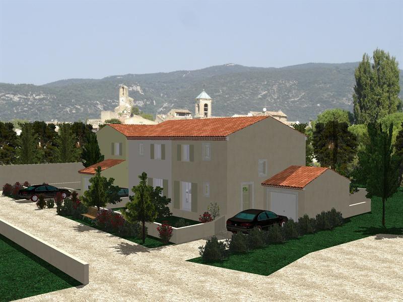 Maison  4 pièces + Terrain 196 m² Lauris (84360) par AZUR LOGEMENT PROVENCAL