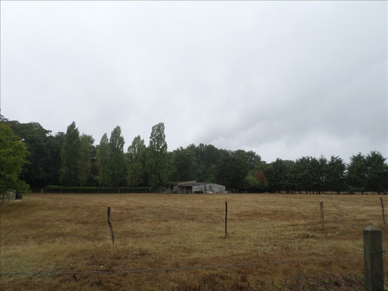 Vente terrain Civaux 42000€ - Photo 1